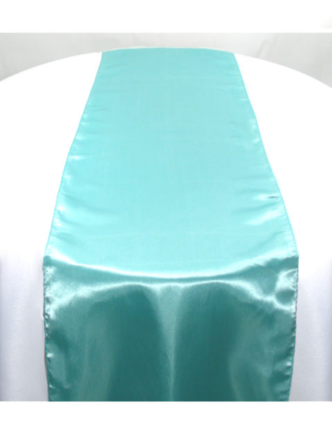 Lovely Aqua Table Runner
