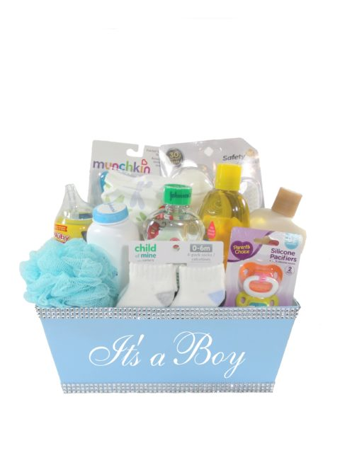 Baby Shower Gift Baskets