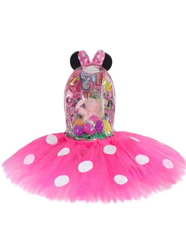 Minnie Mouse Easter Gift Baskets-Houston-Pearland-Array of Gifts