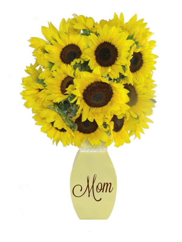 Sunflower Arrangement-Houston Pearland Mothers Day Flowers