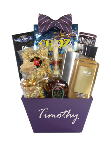 GQ-Houston Gift Basket Delivery Just Because for Him