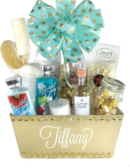 Golden Glow(large)-Houston Gift Basket Delivery
