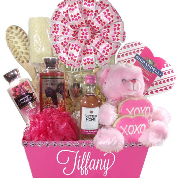 Famous Valentines Gift Basket Men Ideas - Valentine Ideas ...