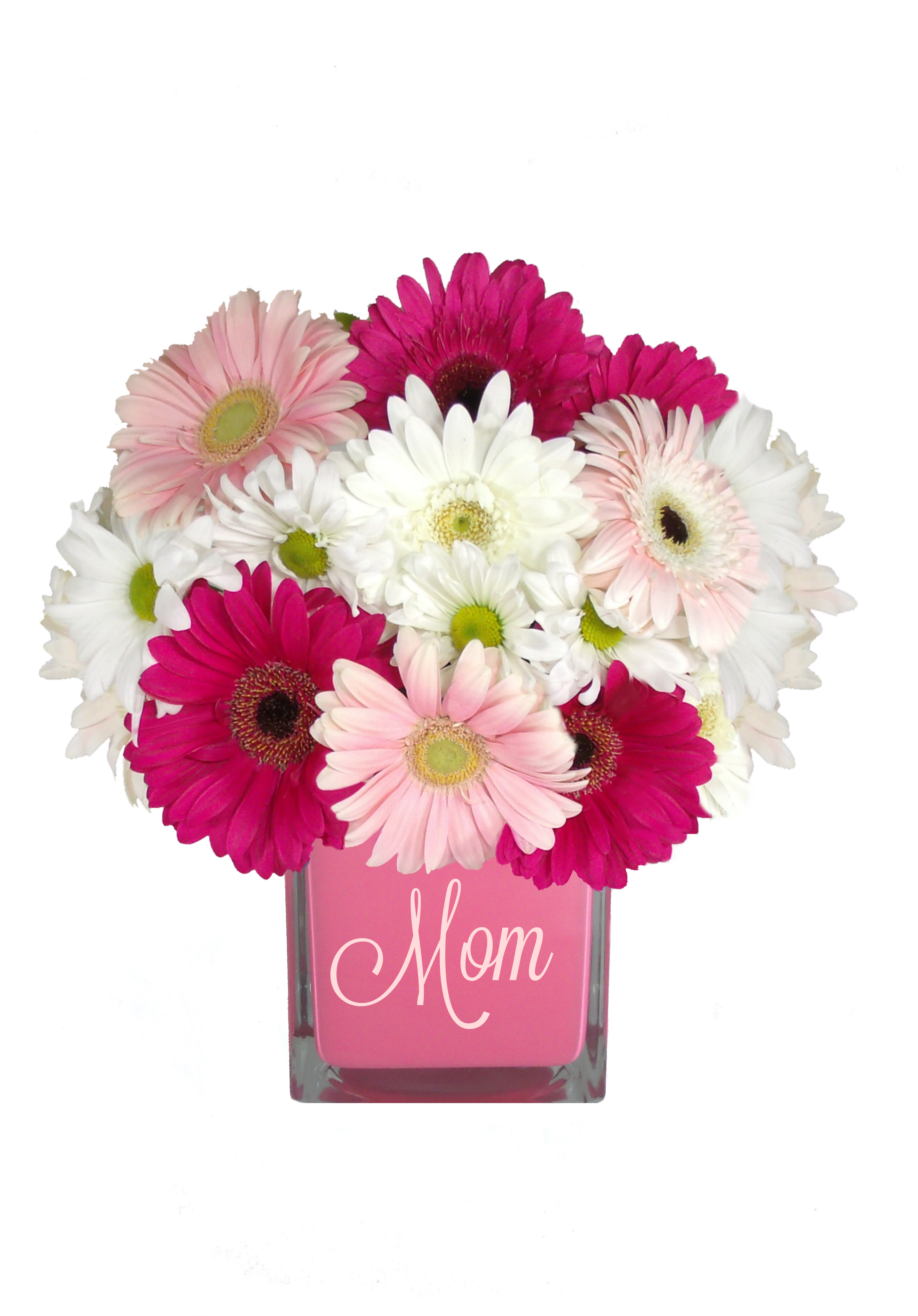 Springtime Delightpink Array Of Gifts