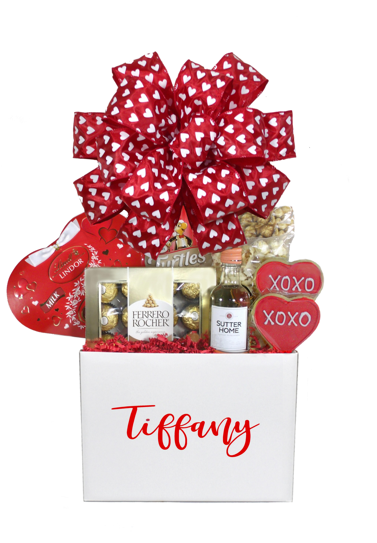 Valentines day presents for her delivered