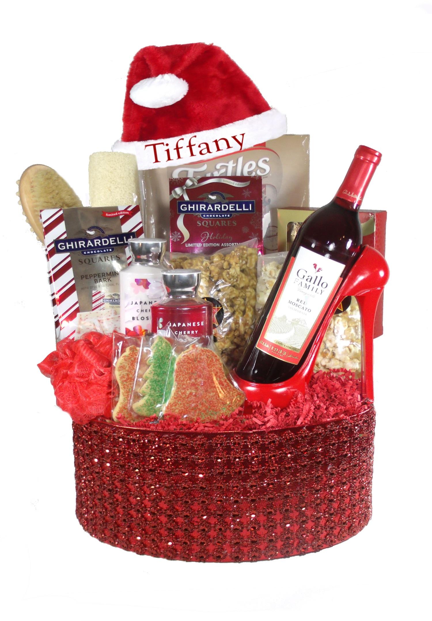 Ghirardelli Christmas Gift Baskets | Lamoureph Blog